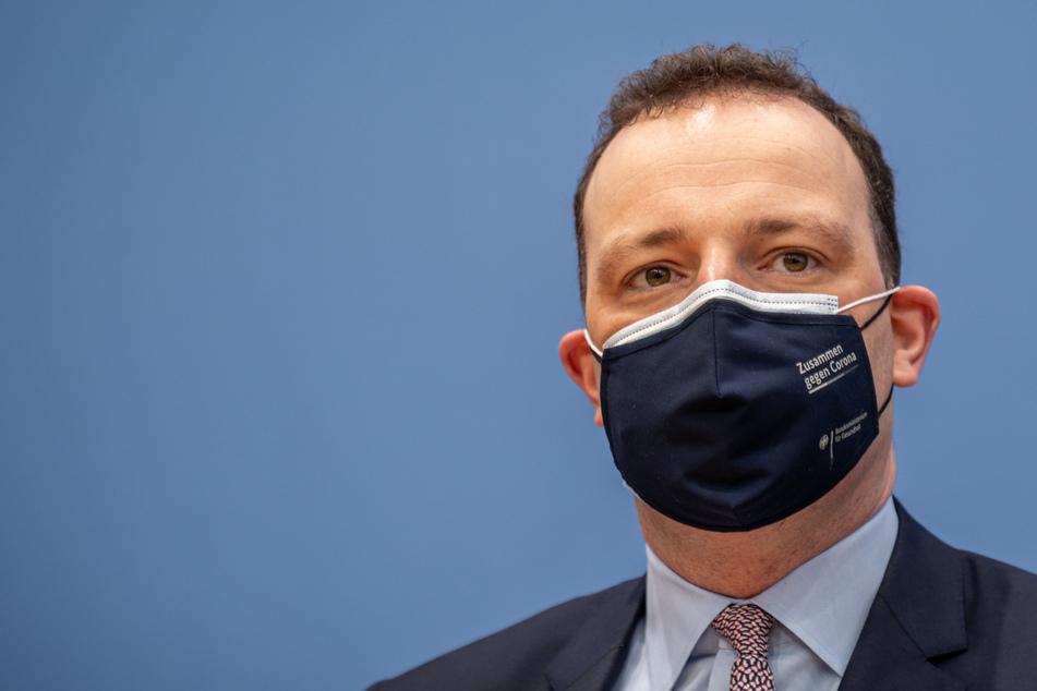 Düstere Prognose von Jens Spahn: Impfungen können dritte Corona-Welle nicht stoppen
