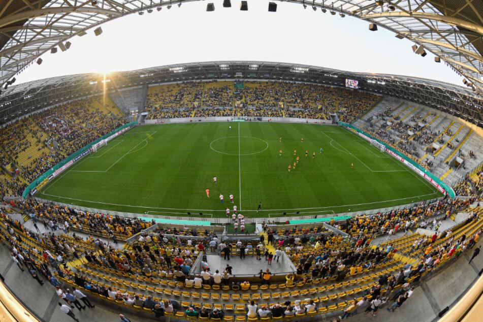 Eine fünfstellige Zuschauerzahl wie gegen den Hamburger SV wird es im Dresdner Rudolf-Harbig-Stadion am Sonnabend gegen Magdeburg nicht geben.