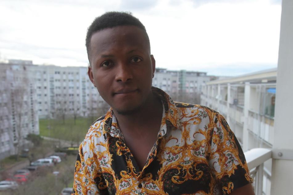 Nachbar Mahmoud Barry (19) berichtet, dass es schon vorher Probleme zwischen dem Somalier (25) und dem Rentner (70) gab.