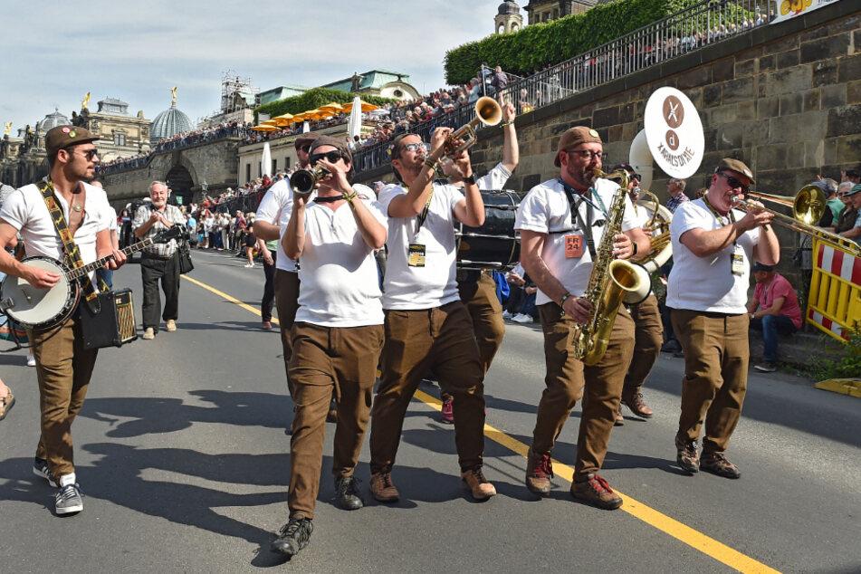 Das 50. Dixieland Festival steigt im Mai in Dresden.
