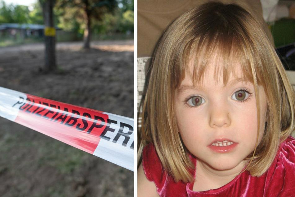 Durchsuchung beendet: Polizei wertet Ergebnisse im Fall Maddie McCann aus