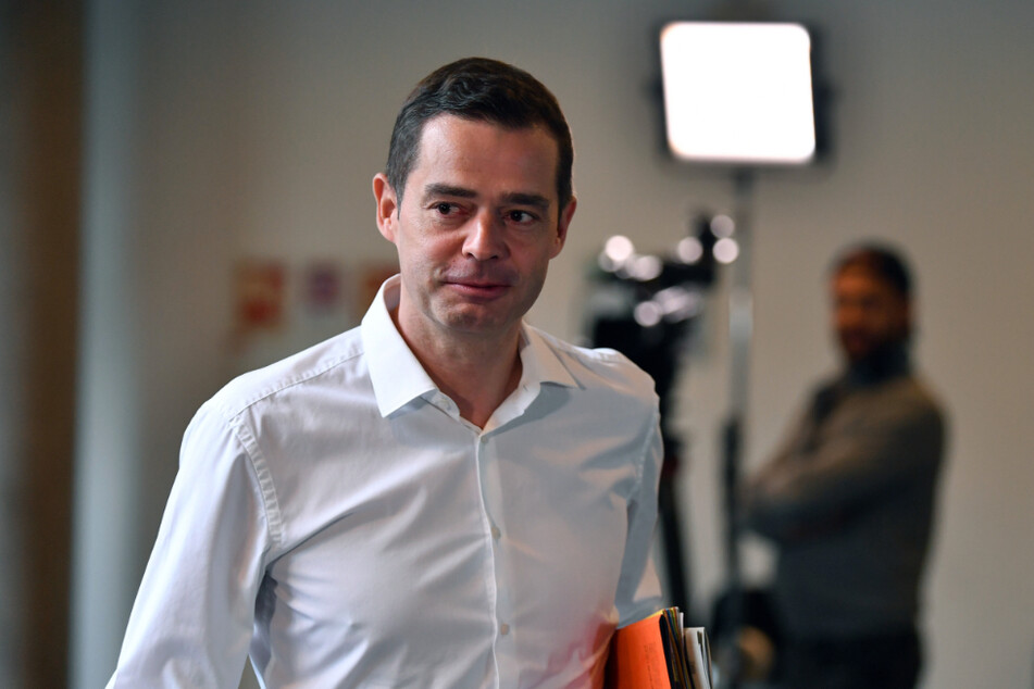 Mike Mohring (48) war bis September 2020 Vorsitzender der CDU-Thüringen.