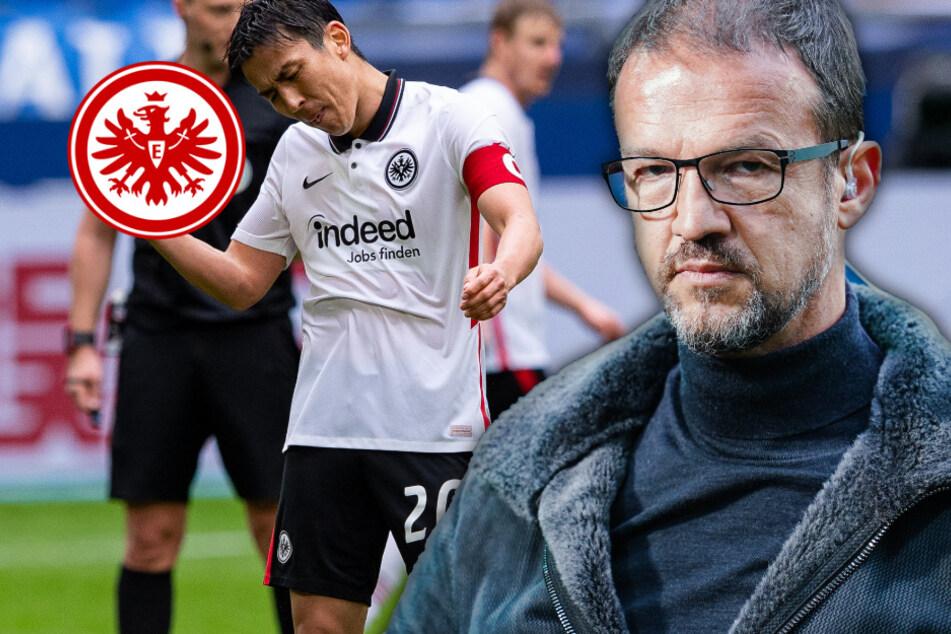 """""""Souveräner Europa-League-Einzug"""": Eintracht-Sportchef Bobic bringt Fans auf die Palme"""