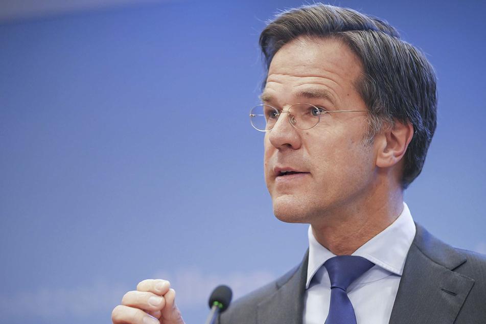 Ministerpräsident der Niederlande: Mark Rutte (53). (Archivbild)