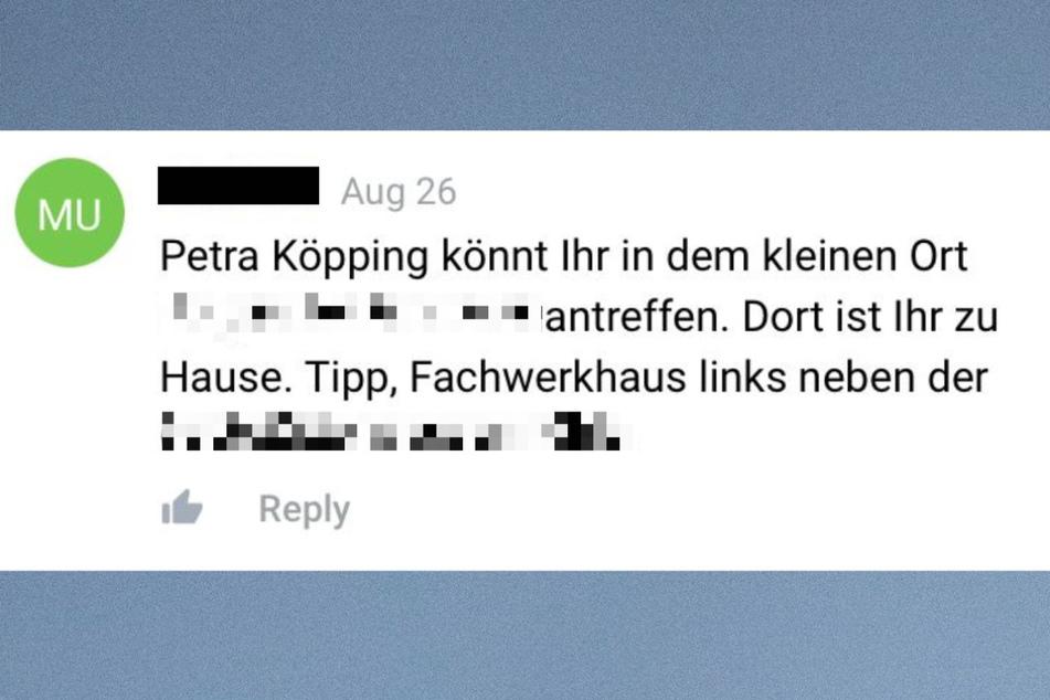 Darin wurden Details vom Zuhause der Ministerin Köpping öffentlich gemacht.
