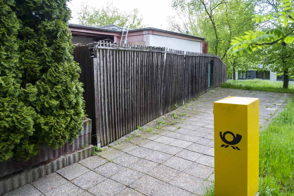 Im Jahr 2000 überfielen Uwe Mundlos und Uwe Böhnhardt die Postfiliale in der Johannes-Dick-Straße in Chemnitz.