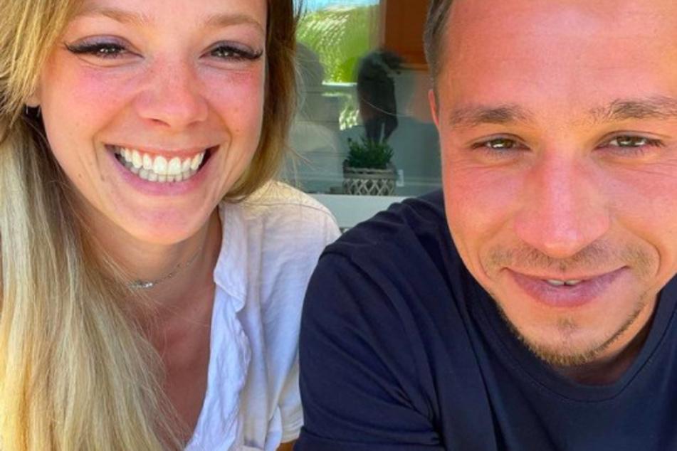 Anne Wünsche (29) und Karim El Kammouchi (32) sind wieder ein Paar.