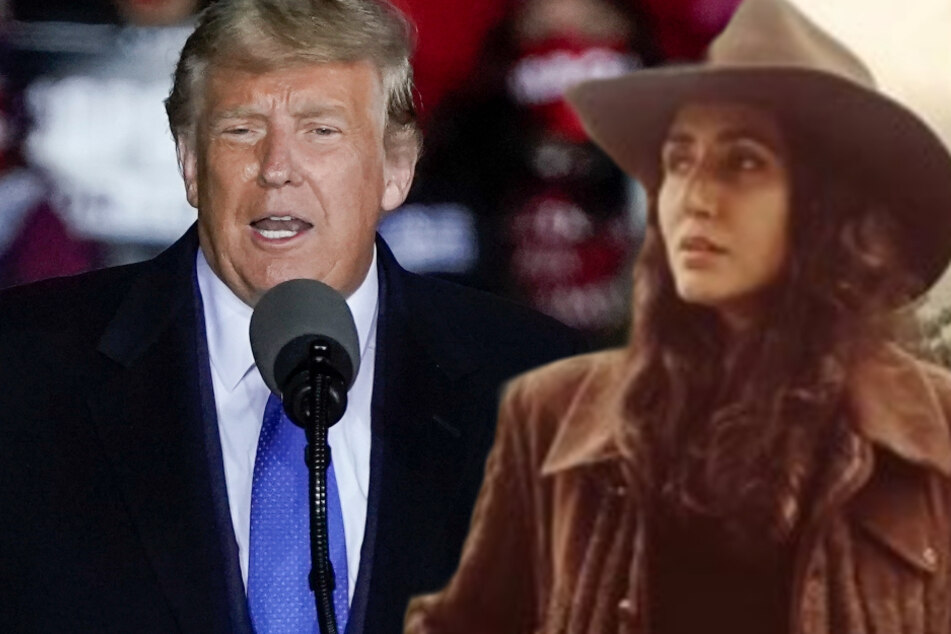 Osama bin Laden's niece wants Trump to win the election