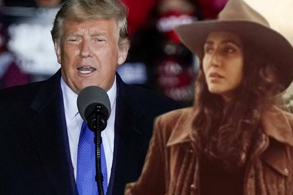 Wie bitte? Osama bin Ladens Nichte ist Trump-Anhängerin und befürchtet neue Terroranschläge