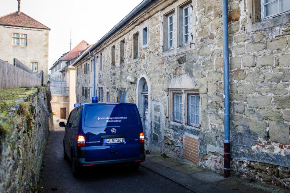 Ministerium: Quarantäneverweigerer könnten auch im Gefängnis Hohenasperg landen