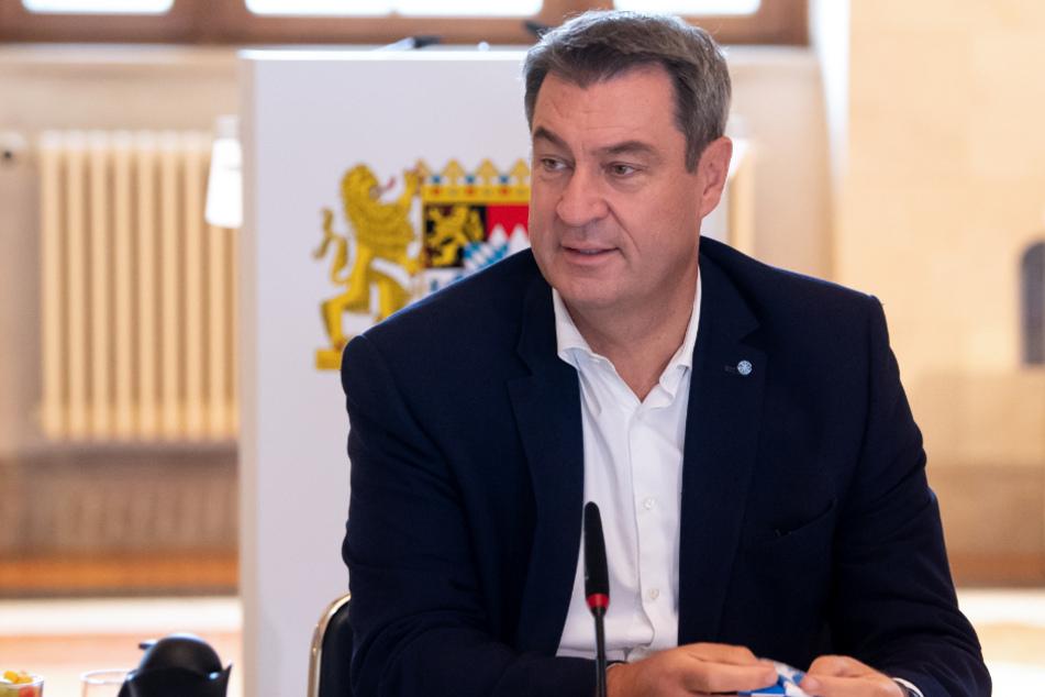 Markus Söder (53, CSU) will an den Beratungen teilnehmen.