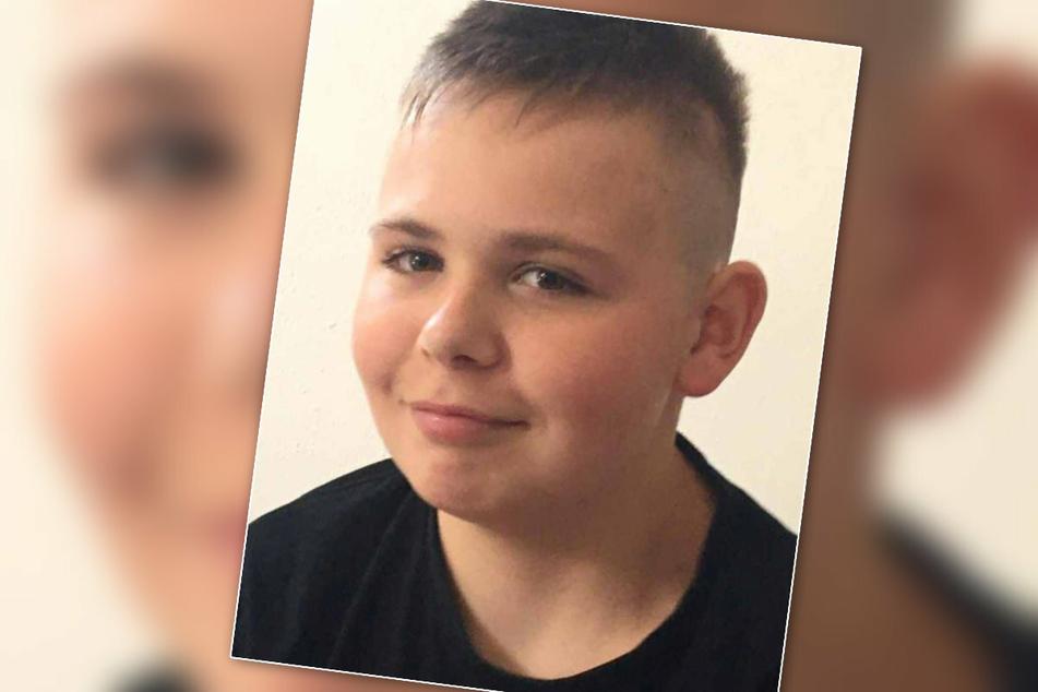 Maximilian (13) wird vermisst.