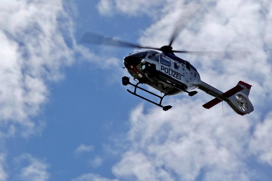 Wilde Verfolgungsjagd in Bayern! 20 Streifenwagen und Hubschrauber im Einsatz