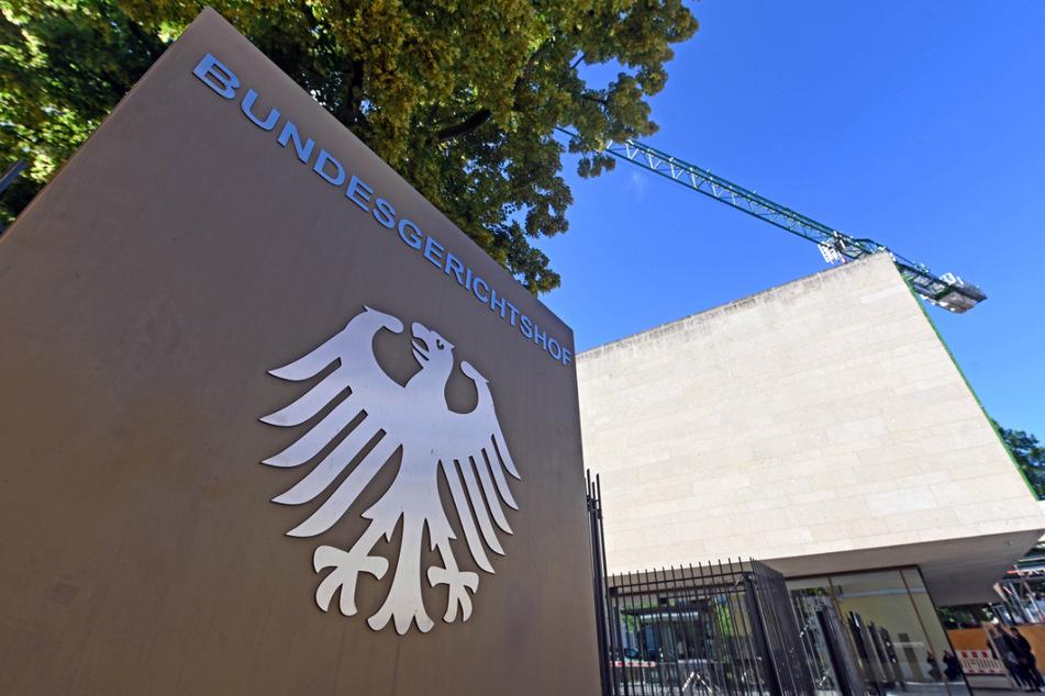 """Der Bundesgerichtshof in Karlsruhe. Am Dienstag verhandeln die Richter zum sogenannten """"Thermofenster""""."""