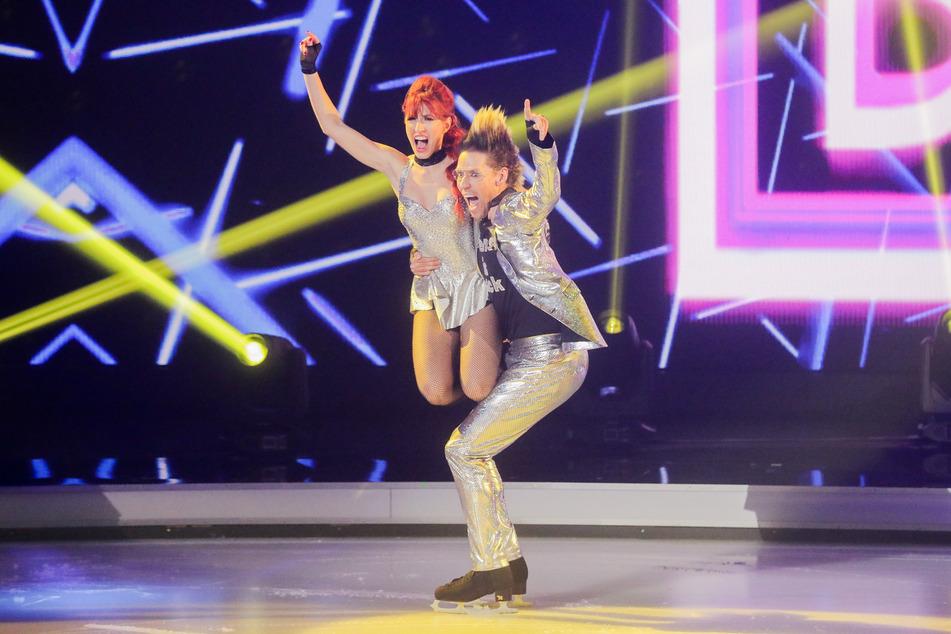 """Unternehmer Jens Hilbert nahm unter anderem auch an der SAT.1-Show """"Dancing on Ice"""" teil."""