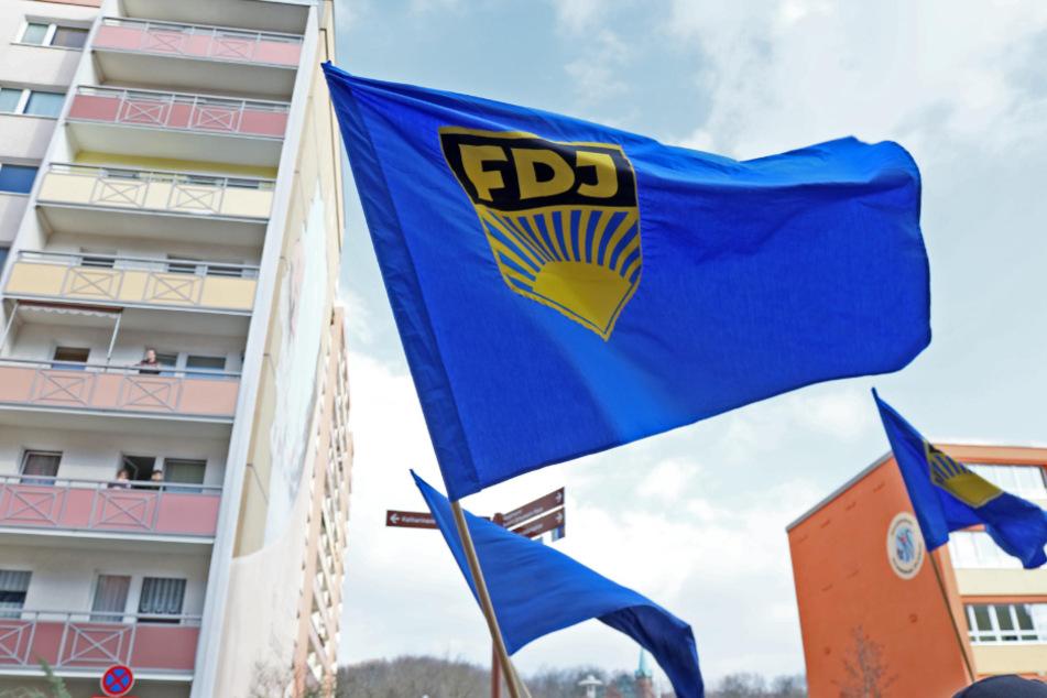 Staatsanwaltschaft Zwickau ermittelt gegen FDJ-Demonstranten