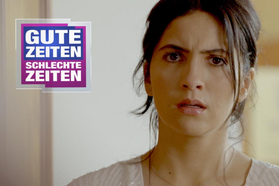 Heftiges Liebesaus bei GZSZ: Wie geht es für Laura weiter?