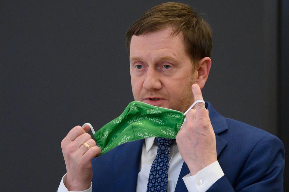 Ministerpräsident Michael Kretschmer (45, CDU) will die Kontakbeschränkungen weiter verschärfen