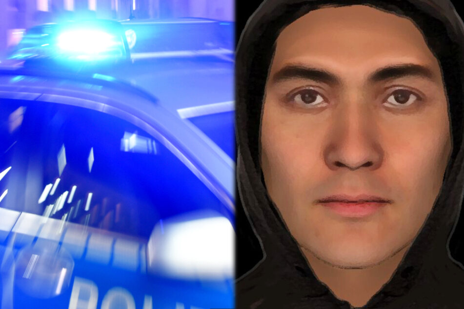 Sex-Attacke in Alsfeld: Polizei fahndet öffentlich nach diesem Mann