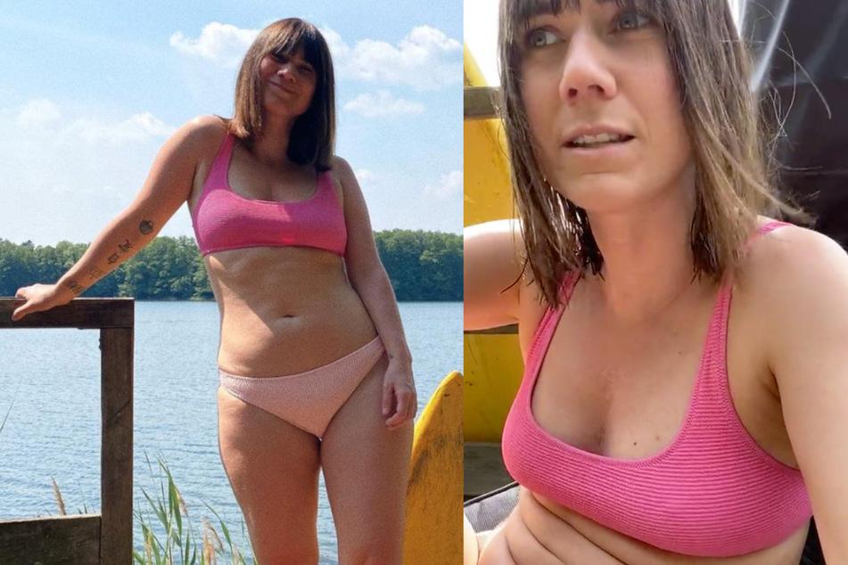 Body positivity? Louisa Dellert macht überraschendes Geständnis