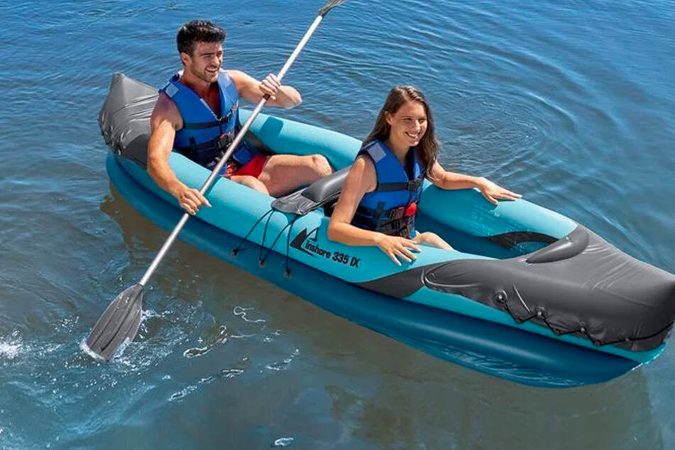 Lidl verkauft am Samstag (12.6.) Schlauchboote zum mega Preis
