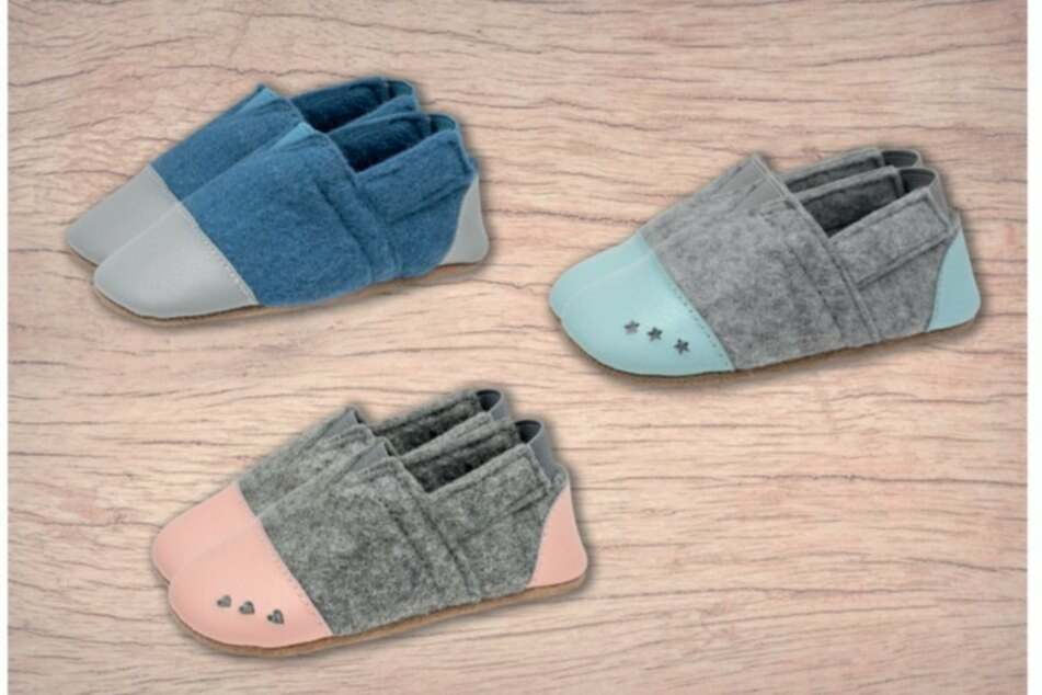 Diese Schuhe der Firma Grohmann Schuhimport GmbH aus Salzburg, die bei Aldi Nord verkauft wurden, werden zurückgerufen.