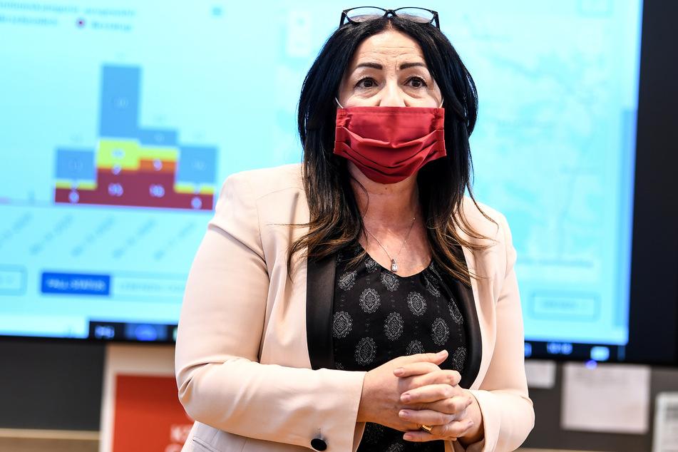 Dilek Kalayci (SPD), Senatorin für Gesundheit, Pflege und Gleichstellung des Landes Berlin und Vorsitzende der Gesundheitsministerkonferenz. (Archivbild)