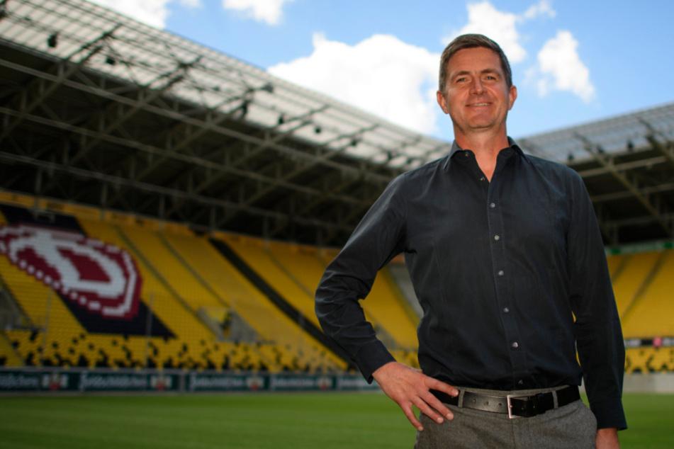 Dynamos neuer Sportgeschäftsführer Ralf Becker