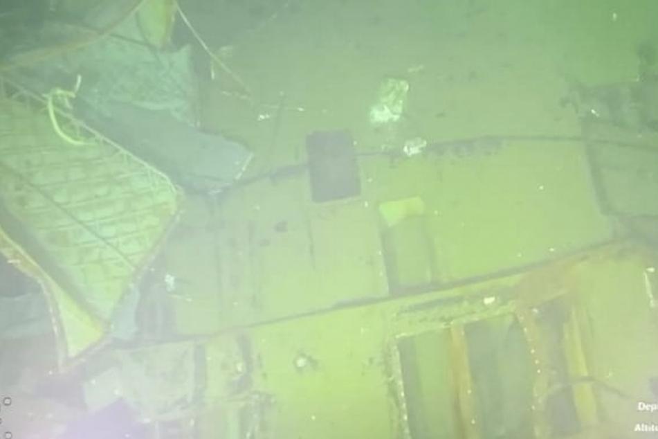 Das indonesische Marine-U-Boot wurde vor der Küste Balis gefunden.