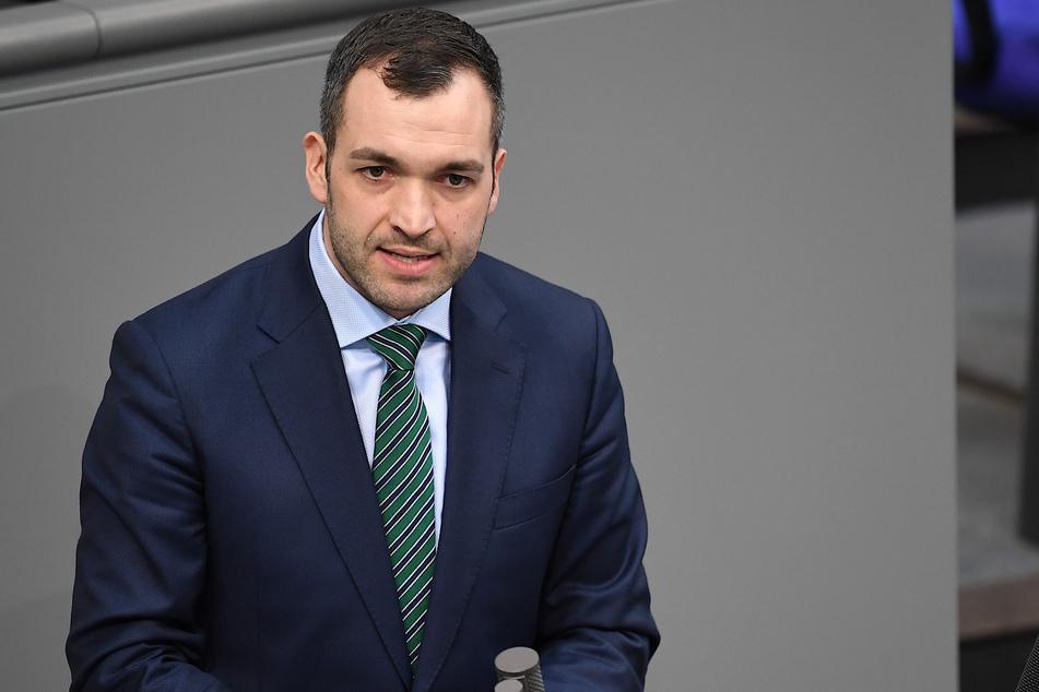 FDP-Innenpolitiker Konstantin Kuhle (31). (Archivbild)