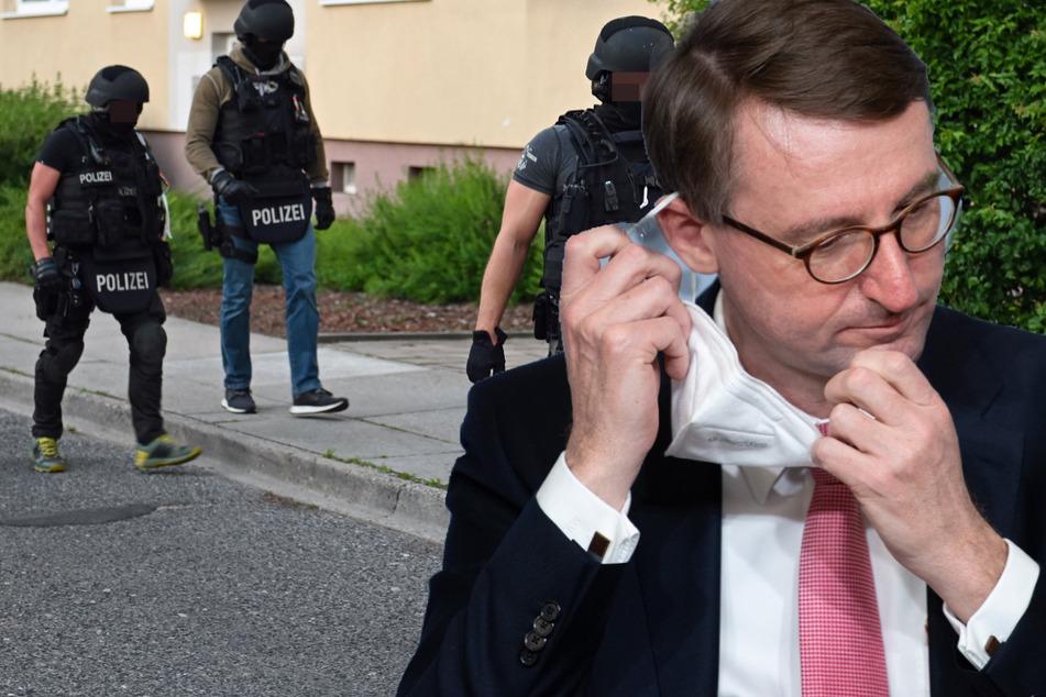 Nach Munitionsaffäre im LKA Sachsen: Innenminister Wöller muss sich in Sondersitzung stellen