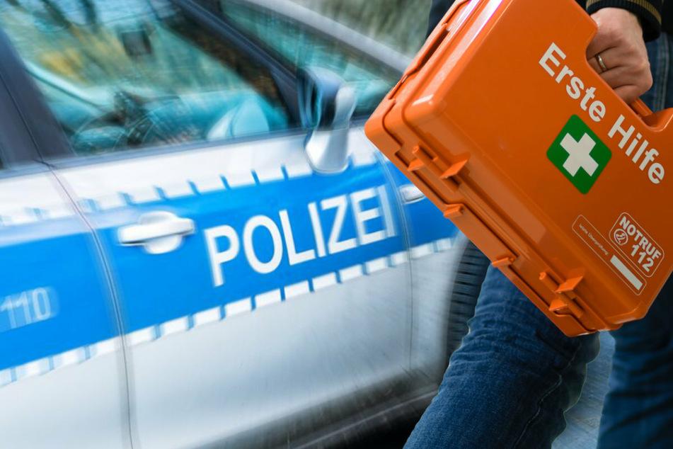 Während des Einsatzes: Dreiste Diebin klaut Polizisten Erste-Hilfe-Tasche!