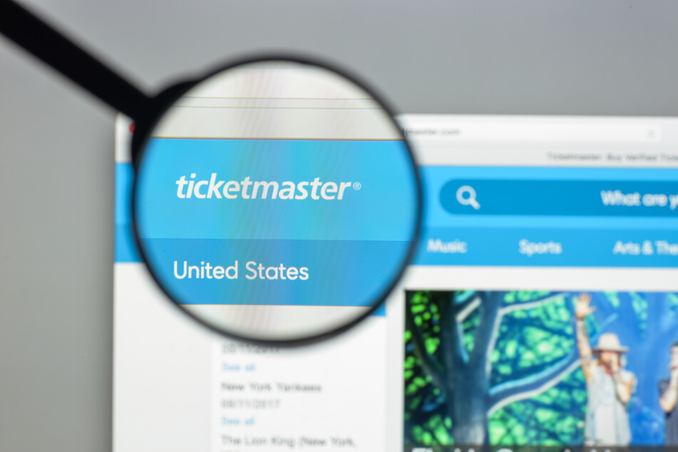 Ticketmaster was using passwords unlawfully retained by a former employee of its competitor Toolboxes.