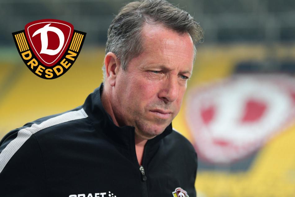 "Dynamo-Coach Kauczinski ""Das tut weh! Ich bin absolut down"""