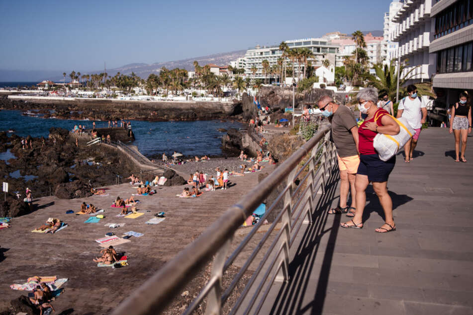 Coronavirus: Bund erklärt Kanaren und damit ganz Spanien zum Risikogebiet