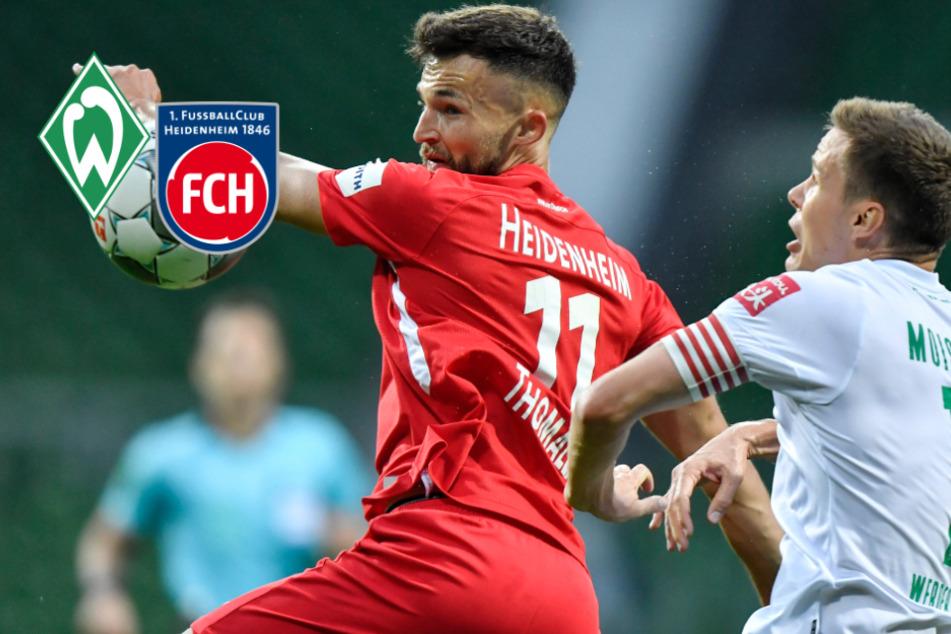 Relegation: Werder Bremen bangt um Klassenerhalt, Heidenheim hofft auf Bundesliga