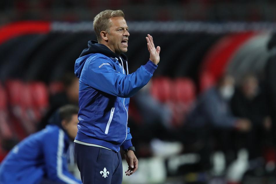 Darmstadts neuer Trainer Markus Anfang (46) äußerte deutliche Kritik an der Transferpolitik der Lilien.