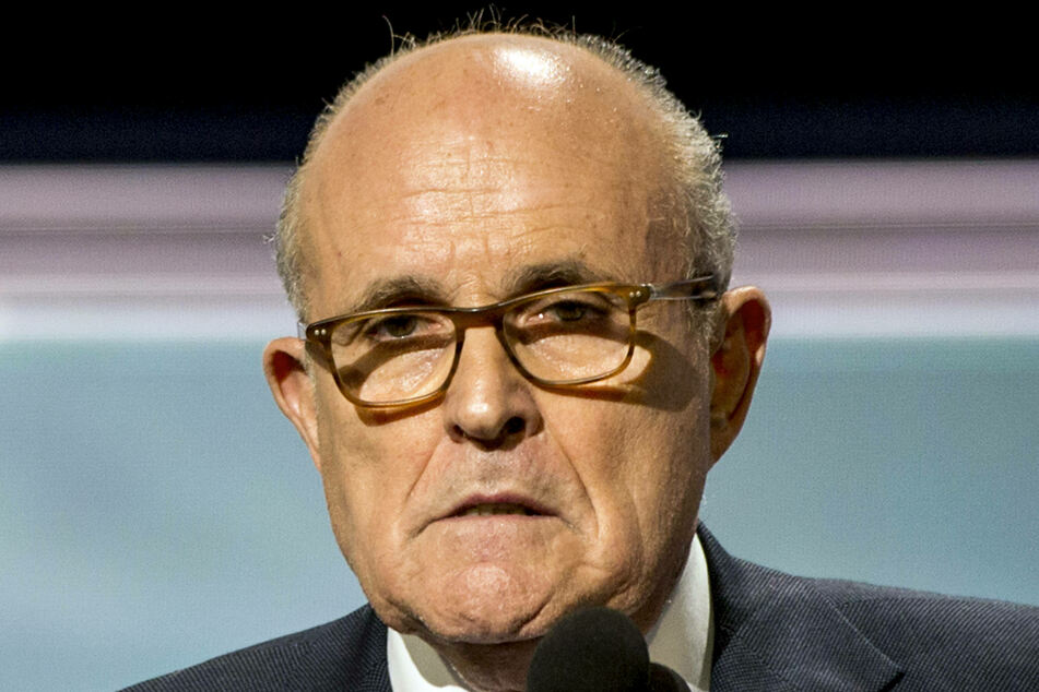 Former New York mayor Rudy Giuliani is being sued for claims made against voting machine manufacturer Dominion.