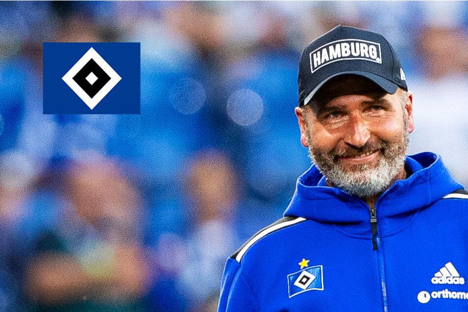 HSV-Coach Walter fiebert Dresden entgegen! Onana-Wechsel steht kurz bevor
