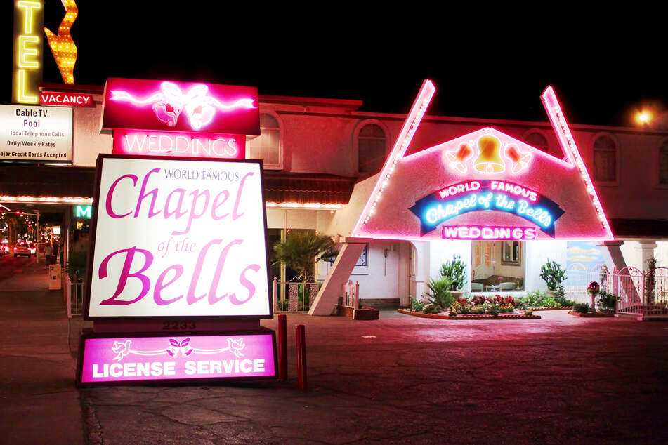 Las Vegas Hochzeit In Deutschland Anerkannt