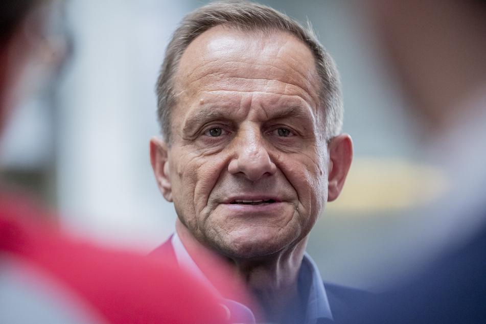Alfons Hörmann, Präsident Deutscher Olympischer Sportbund (DOSB).