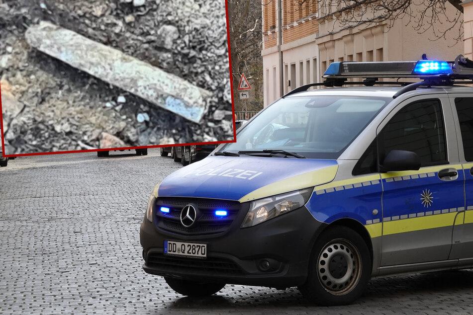 Weltkriegs-Bombe an Leipziger Schule gefunden