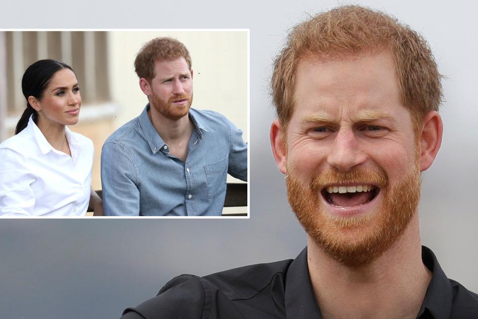 Prinz Harry in großer Sorge! Steckt Medienprofi Meghan dahinter?