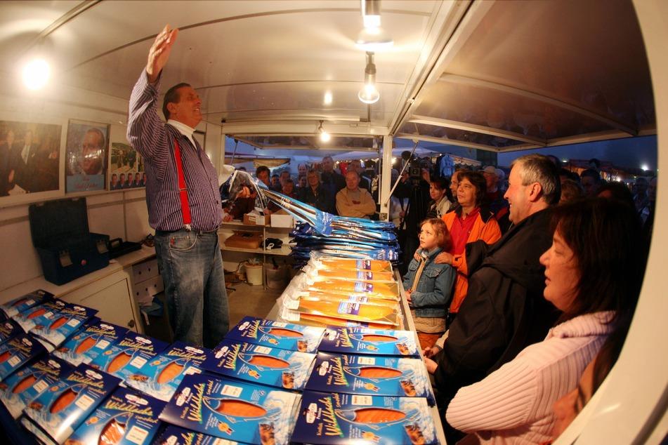 Fischmarkt-Neueröffnung: Bekannter Händler macht nicht mit!