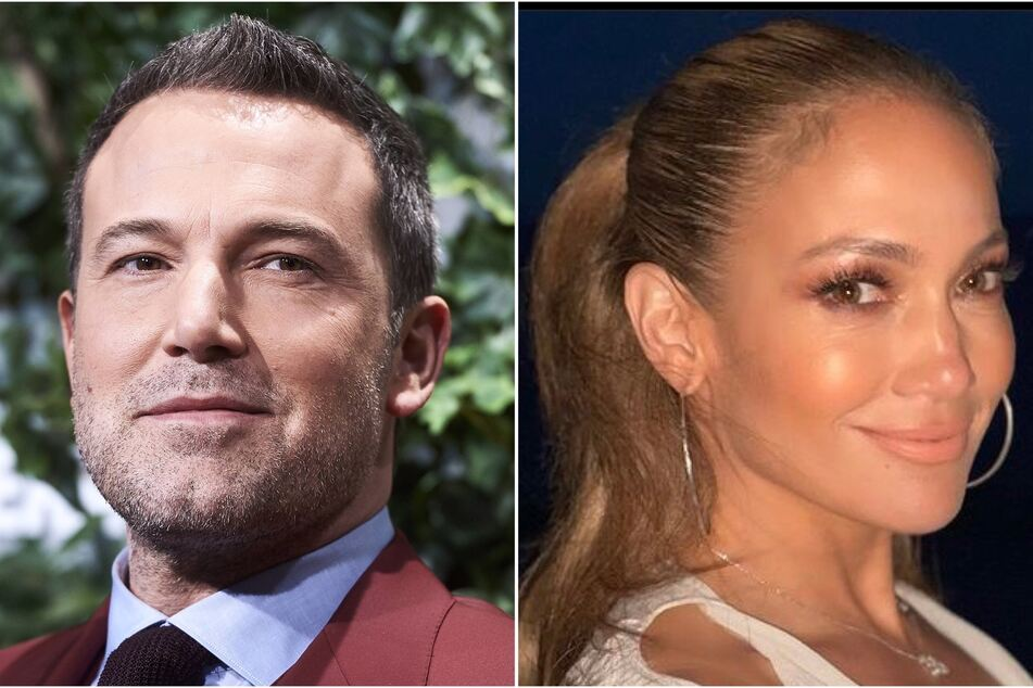 Jennifer Lopez and Ben Affleck smooch it up while house hunting in LA