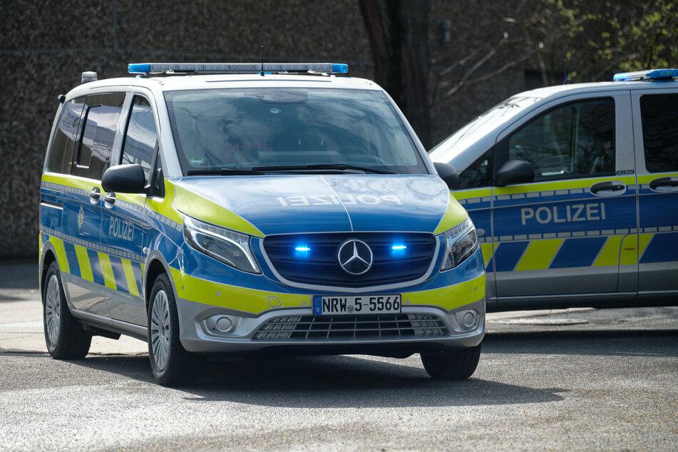 Der Mercedes Benz Vito wird das neue Auto für die Autobahnpolizei Köln, Düsseldorf, Dortmund, Münster und Bielefeld.