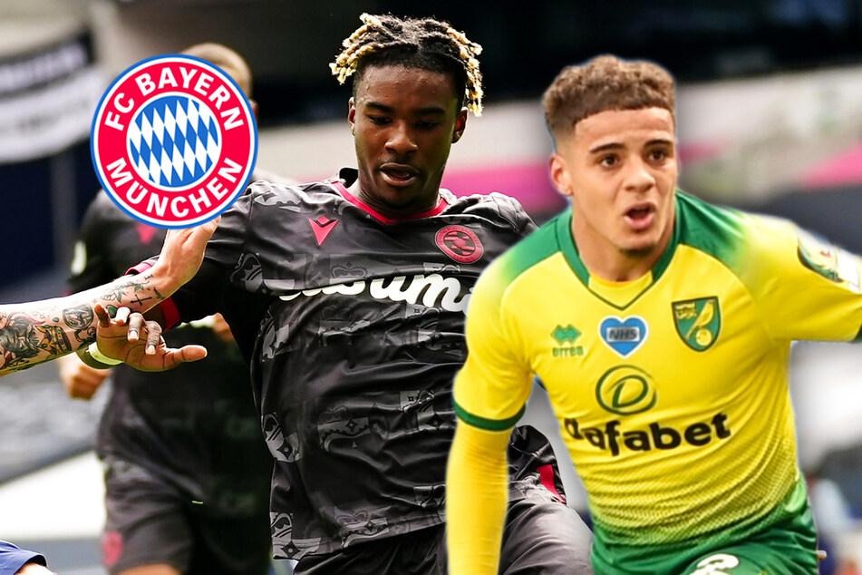 Nach Upamecano: Schnappt sich der FC Bayern nun diese Talente von der Insel?