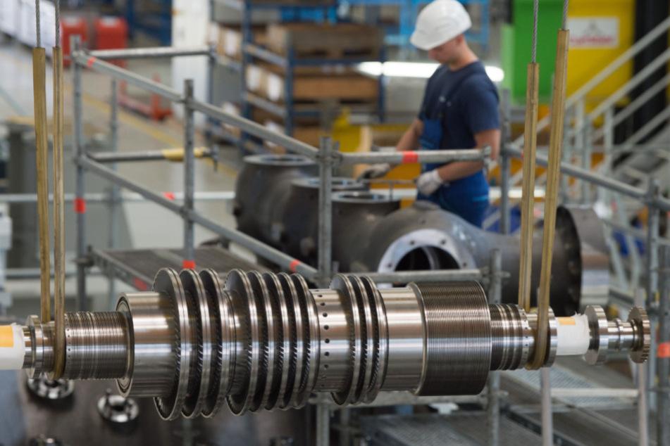 Gerade große Industriebetriebe bringen Steuern. Hier Siemens in Görlitz.