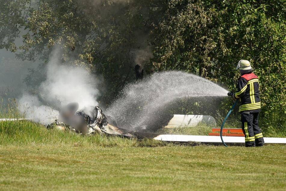 66-Jähriger stirbt nach Absturz mit Segelflieger: Technischer Defekt oder Pilotenfehler?