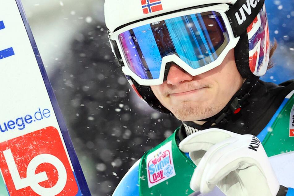 Zahnschmerzen! Skispringer Lindvik fällt auch in Innsbruck aus